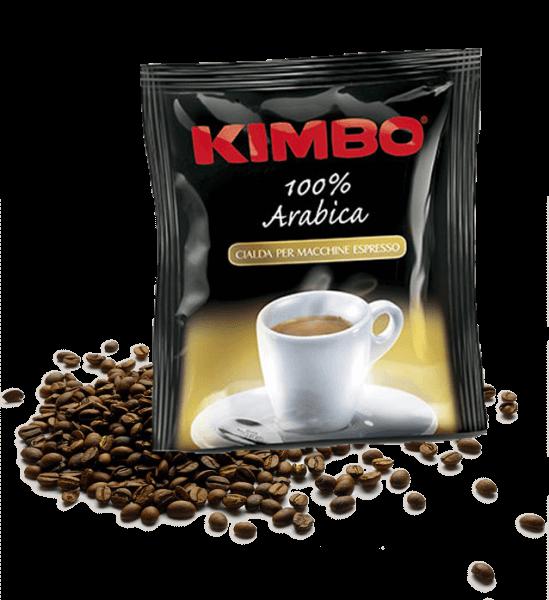 Kimbo Espresso Arabica - Kaffeepads
