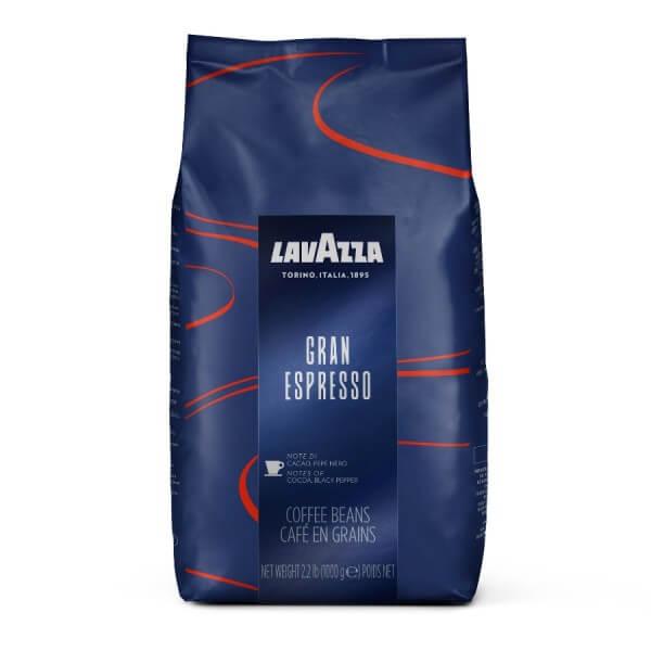 Lavazza Gran Espresso Kaffee 1000 Gramm Bohnen