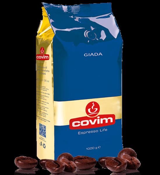 Covim Giada - Kaffee Espresso 1kg Bohnen