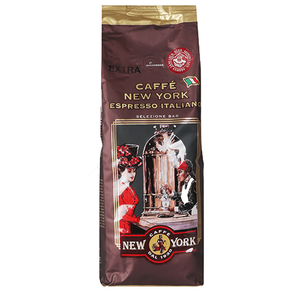 Caffe New York Extra - Espresso 1000 Gramm Bohnen