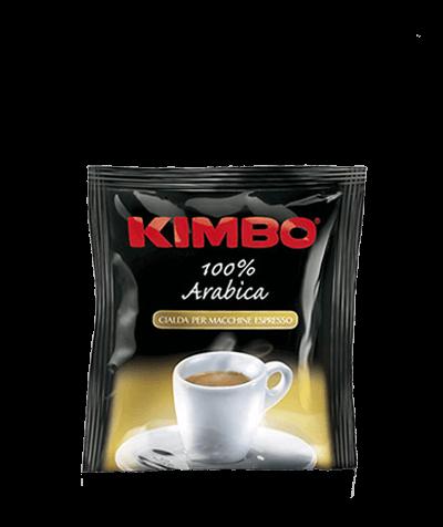 Kimbo Kaffee Espresso Arabica ESE Pads - 10 Pads