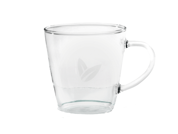 Tchibo Pure Tee Tea Selection Teeglas