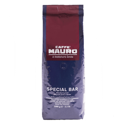 Mauro Special Bar Espresso Kaffee 1000 Gramm Bohnen