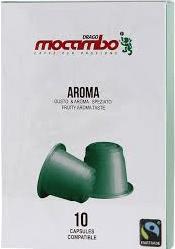 Mocambo Aroma Nespresso kompatible Kapseln
