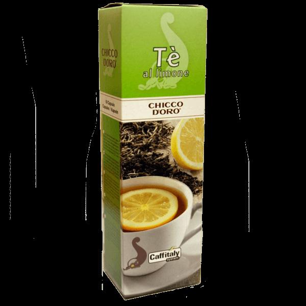 Chicco d'Oro Zitronen Tee Kapseln