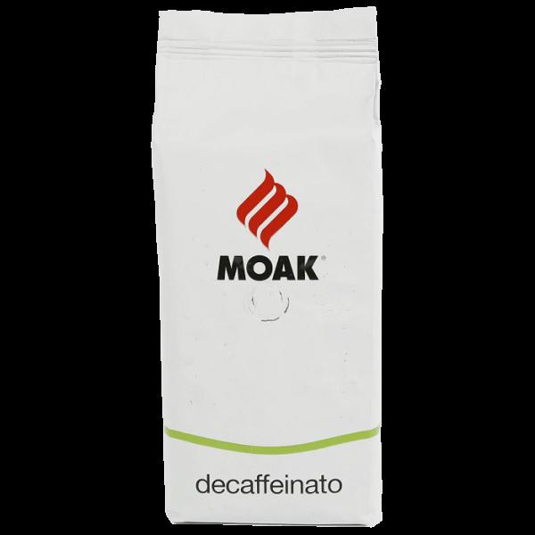 Caffe Moak Decaffeinato 500g Bohnen