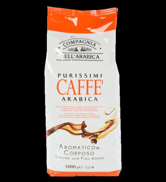 Caffè Corsini Purissimi 100% Arabica 1 kg Bohne
