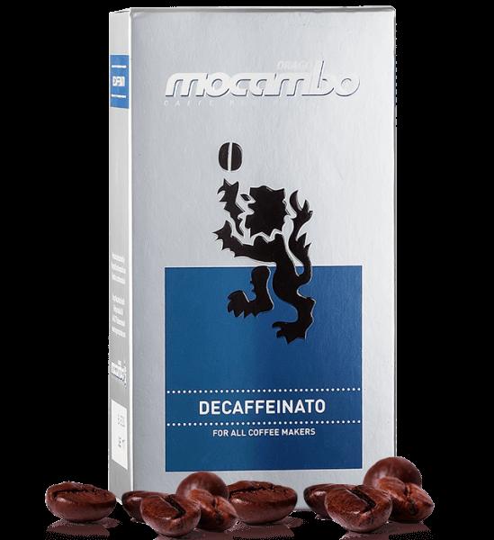 Mocambo koffeinfrei Kaffee Espresso 250g gemahlen