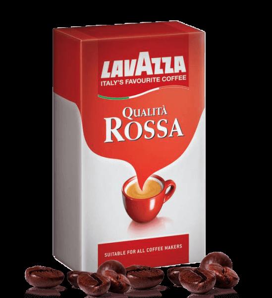 Lavazza Qualita Rossa 3 x 250 Gramm gemahlen