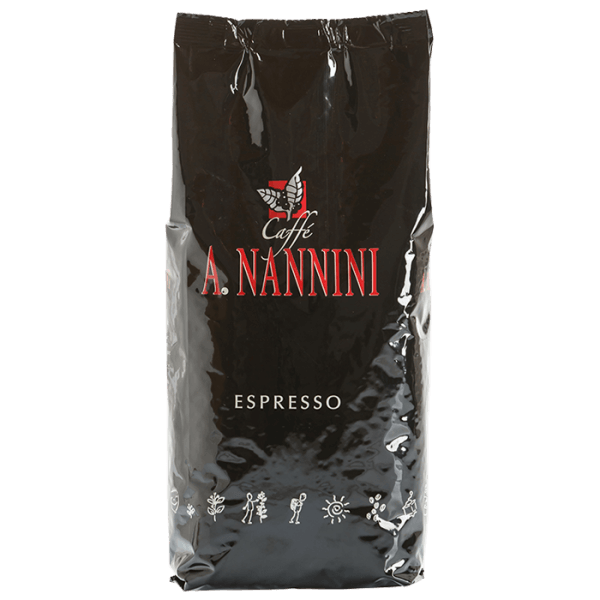 Nannini Etrusca, Kaffee Espresso 1kg Bohnen