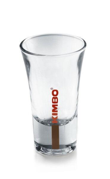 Kimbo Espresso Glas