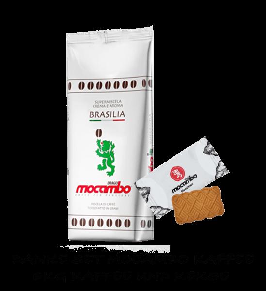 Danke Set Mocambo - 6kg Brasilia und Mocambo Kekse mit Vanillegeschmack