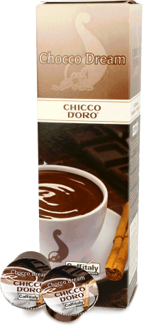Chicco dOro Chocco Dream, 10 Kapseln