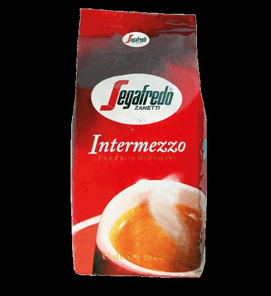 Segafredo Intermezzo Kaffee Espresso 1000 Gramm Bohnen