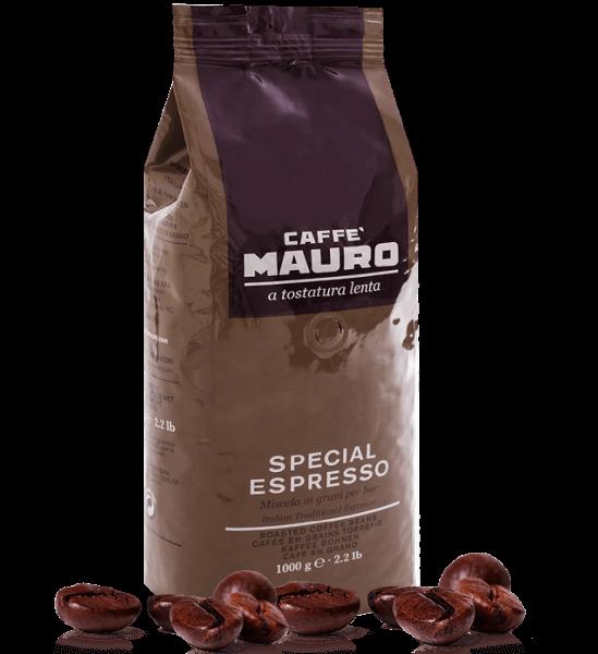 Mauro Special Espresso 1000 Gramm Bohnen