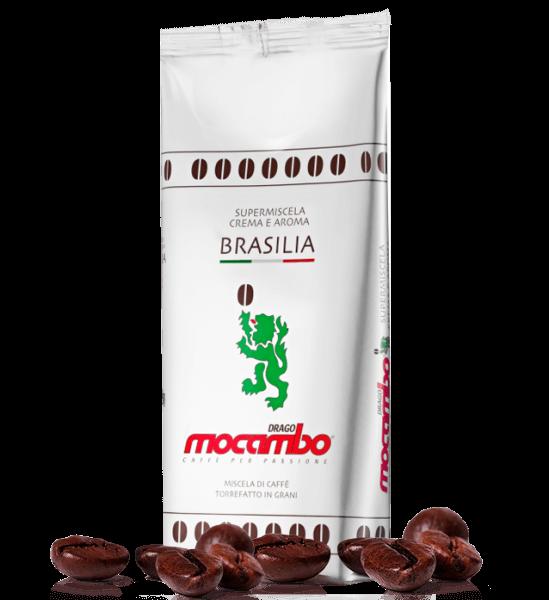 Mocambo Brasilia, Kaffee Espresso 250g Bohnen
