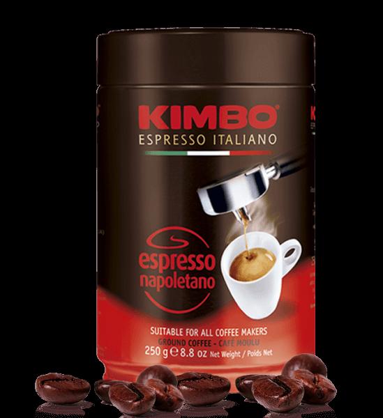 Kimbo Napoletano, Kaffee 250 Gramm gemahlen