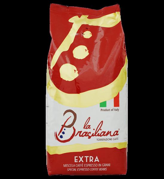 La Brasiliana Rosso Extra 1kg Bohnen