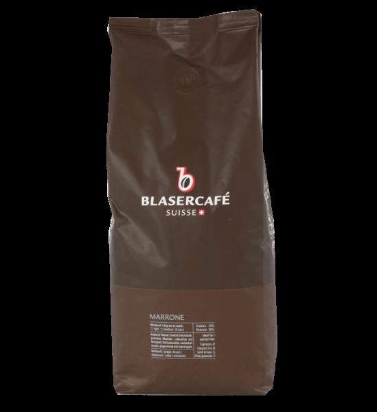 Blasercafé Marrone 1kg Bohnen