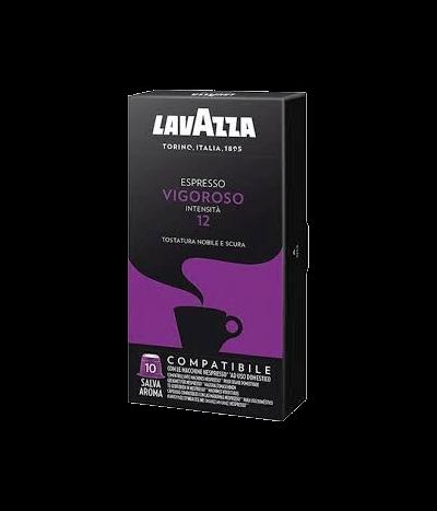 Lavazza Espresso Vigoroso - Nespresso® kompatibel - 10 Kapseln