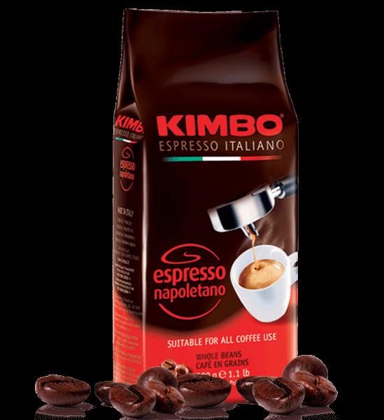 Kimbo Napoletano, 250 Gramm Espresso Bohnen