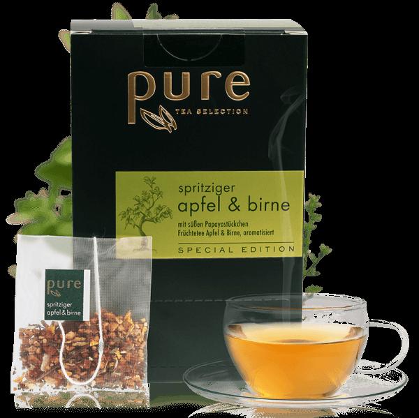 Tchibo Premium Pure Tee Spritziger Apfel & Birne 25 Beutel