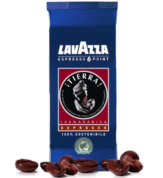 Lavazza Espresso Point Tierra 490