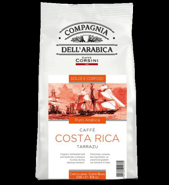 Caffè Corsini Costa Rica Tarrazu 250g Bohne