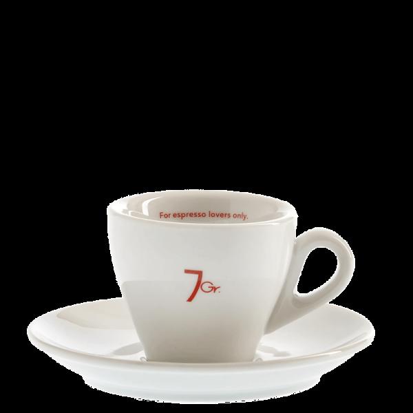 7 gr Espresso Tasse