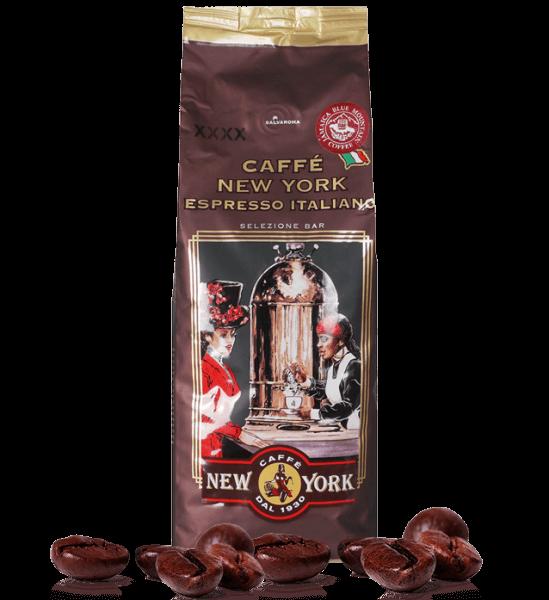 Caffe New York Extra XXXX - Espresso 1000 Gramm Bohnen