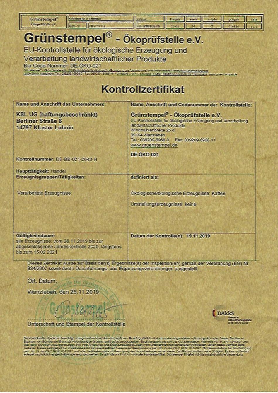 Bio_Zertifikat