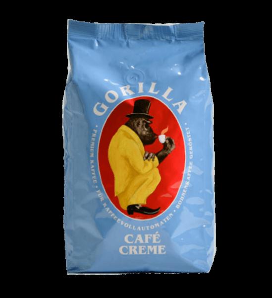 Gorilla Caffe Creme 1kg Bohnen