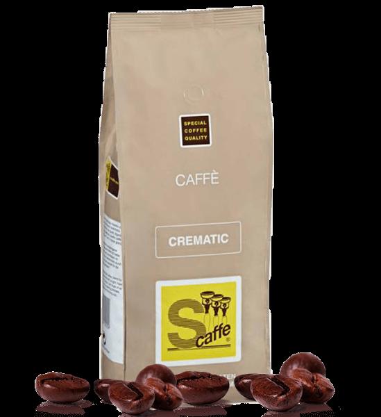 Schreyögg Crematic Espresso Kaffee 1000 Gramm Bohnen