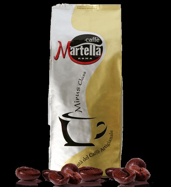 Martella Mirus Class Espresso Kaffee 1000 Gramm Bohnen