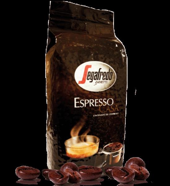 Segafredo Casa Espresso Kaffee 1000 Gramm Bohnen