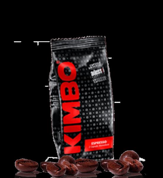 Kimbo Espresso Napolitano - Kaffeekapseln 50 x 2 Stück