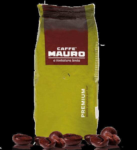 Mauro Premium Espresso Kaffee 1000 Gramm Bohnen