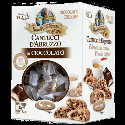 Falcone Cantucci d'Abruzzo al Cioccolato