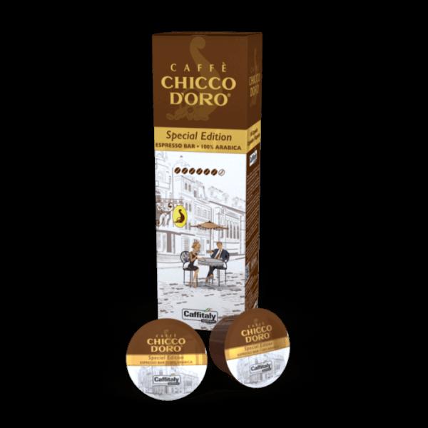Chicco dOro Espresso Bar, 10 Kapseln