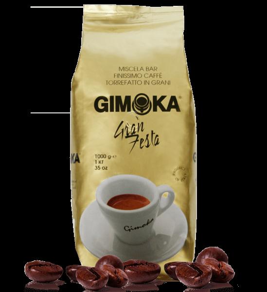 Gimoka Oro Gran Festa - Kaffee Espresso 1kg