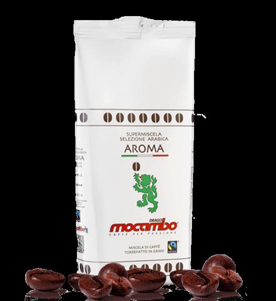 Mocambo Kaffee Espresso Aroma, 250g Bohnen