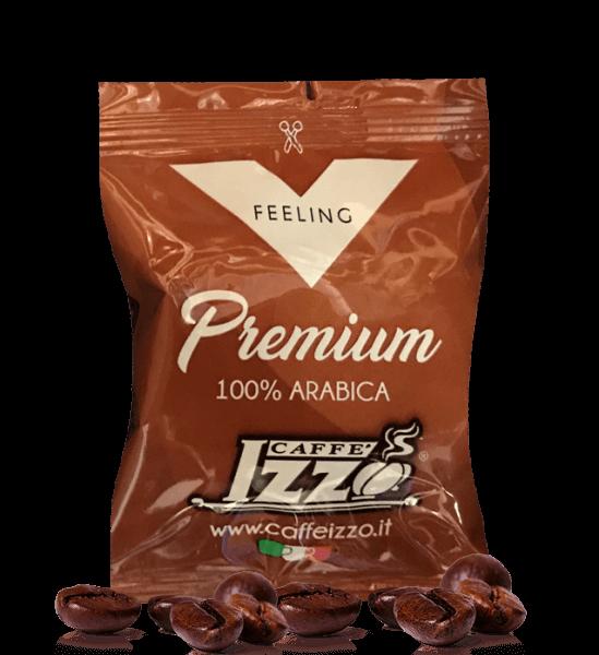 Izzo Premium 100% Arabica FAP Kapseln - 100 Stk.