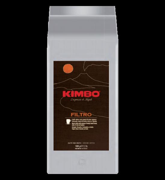 Kimbo Filtro - Kaffee gemahlen 1kg