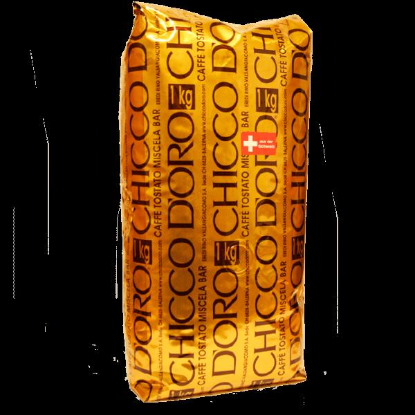 Chicco d'Oro Miscela Bar, Kaffee Espresso 1kg Bohnen