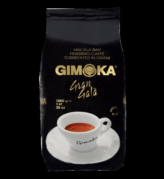 Gimoka Gran Gala Nero 1kg Bohnen