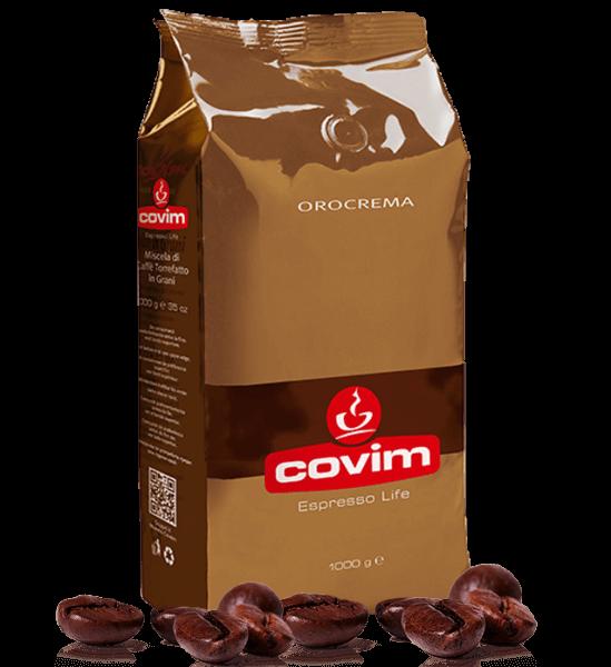 Covim Orocrema - Kaffee 1kg Bohnen