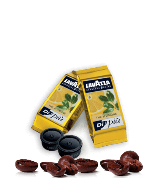 Lavazza Espresso Point Tee al Limone