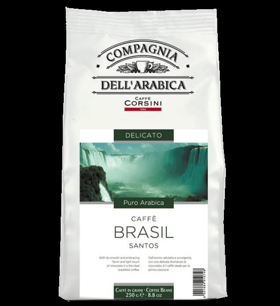 Caffè Corsini Brasil Santos 250g Bohne
